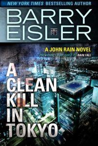 clean kill in tokyo rain fall