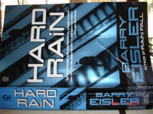 """Hard Rain"" by Barry Eisler"