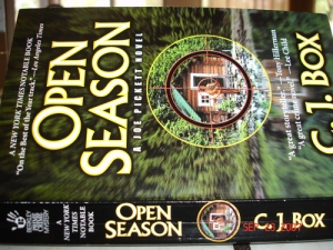 """Open Season"" by C. J. Box"