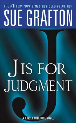j is for judgement