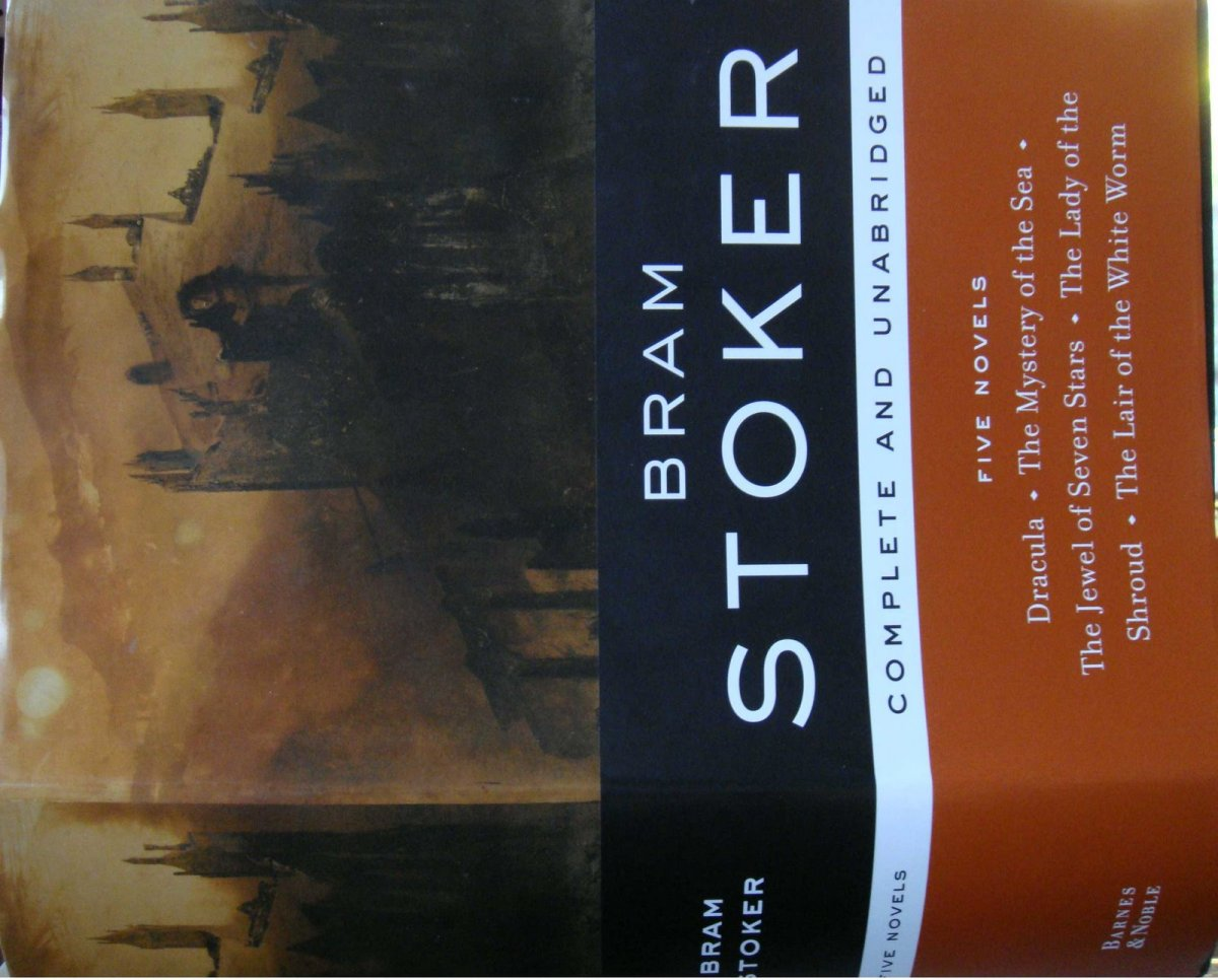 """€�the Mystery Of The Sea"""" By Bram Stoker"""