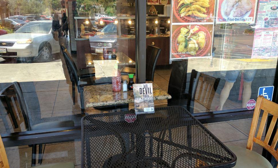 book drop china wok