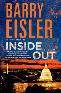 "Book Review: ""Inside Out"" by Barry Eisler"