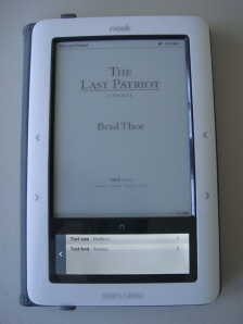 "Book Review: ""The Last Patriot"" by Brad Thor"