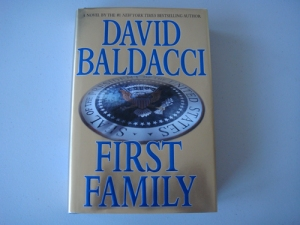 "Book Review: ""First Family"" by David Baldacci"