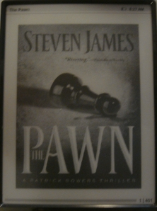 "Book Review: ""The Pawn"" by Steven James"