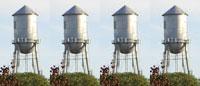 4-Watertowers