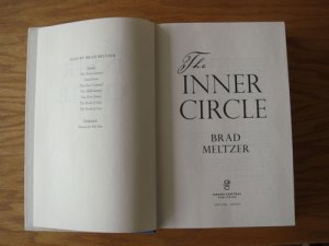 "Book Review: ""The Inner Circle"" by Brad Meltzer"