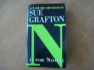 "Book Review: ""N is for Noose"" by Sue Grafton"