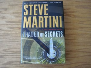 "Book Review: ""Trader of Secrets"" by Steve Martini"