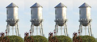 4-Watertowers
