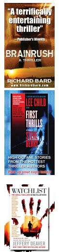 | 2011 Book TracyReaderDad: September Thrillers Reviews
