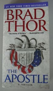 "Book Review: ""The Apostle"" by Brad Thor"
