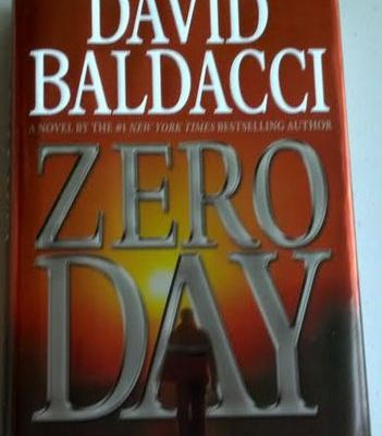 Book Review Zero Day By David Baldacci Tracyreaderdad