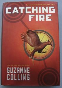 "Book Review: ""Catching Fire"" by Suzanne Collins"