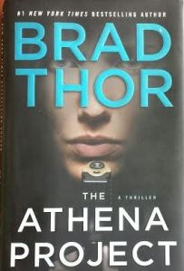 "Book Review: ""The Athena Project"" by Brad Thor"