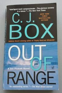 """Out of Range"" by C.J. Box"