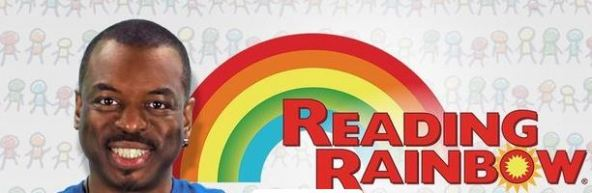 reading rainbow clipped
