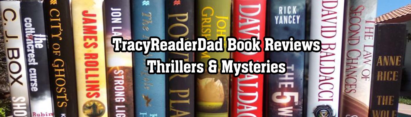 TracyReaderDad Book Reviews