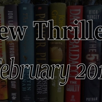 February 2018 Thrillers
