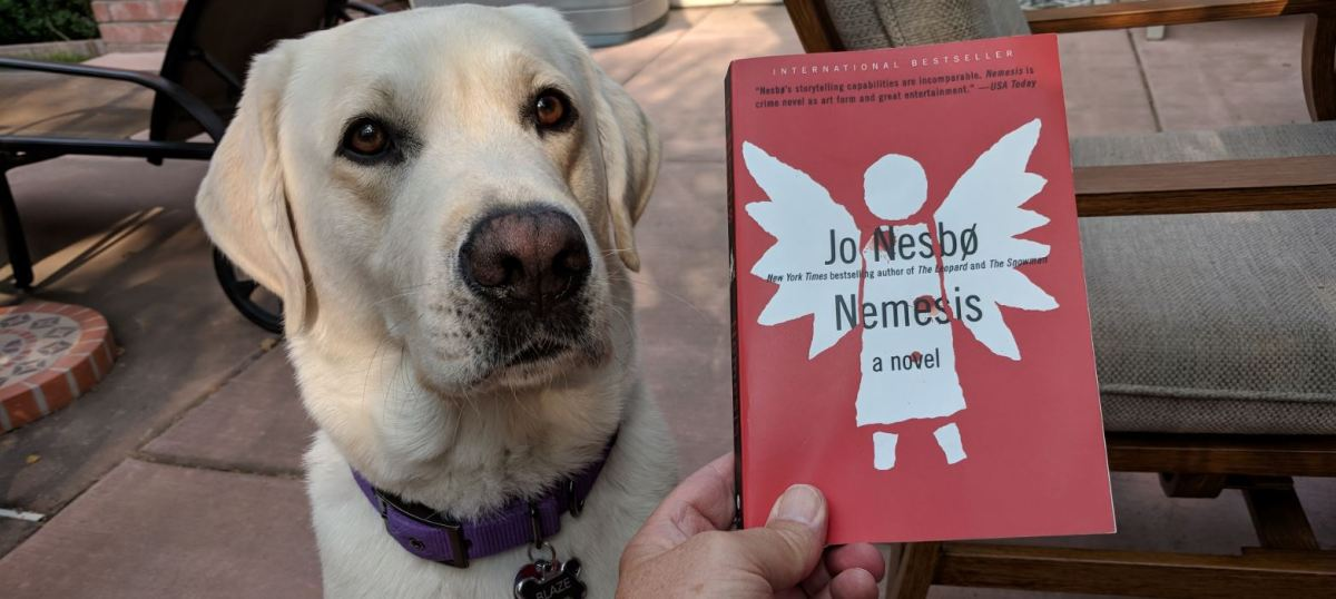 "Book Review: ""Nemesis"" by Jo Nesbo"