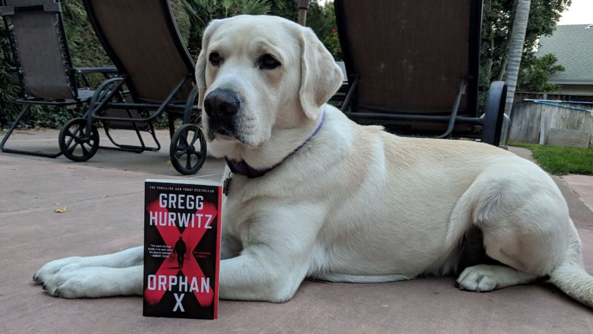 "Book Review: ""Orphan X"" by Gregg Hurwitz"